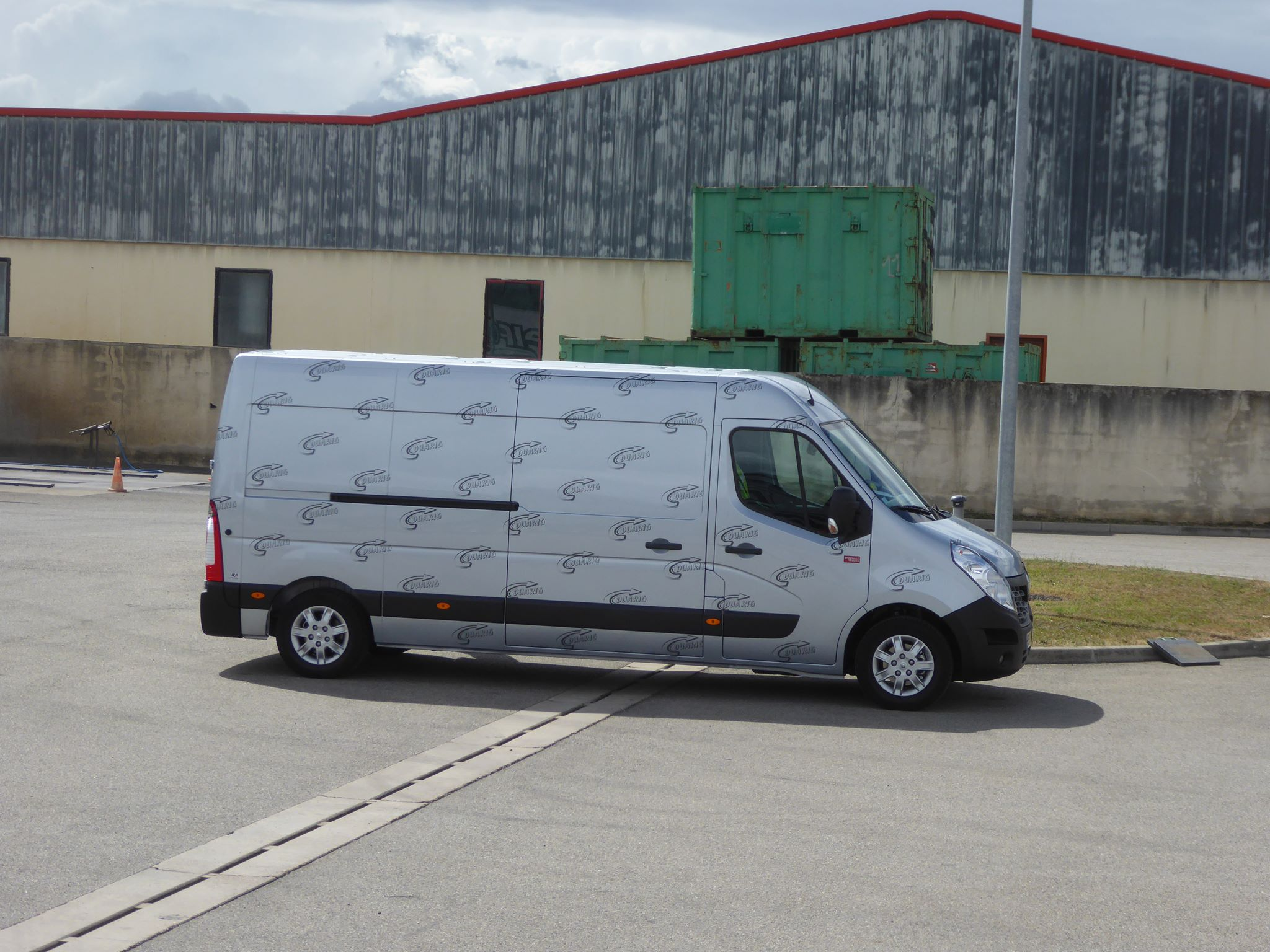 Renault Master Duarig